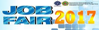 Pameran Kesempatan Kerja (Job Fair) Daerah Kabupaten Gianyar 2017