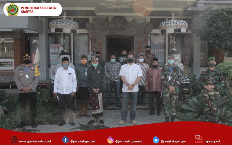 Sholat Idul Fitri Disepakati di rumah Masing-Masing