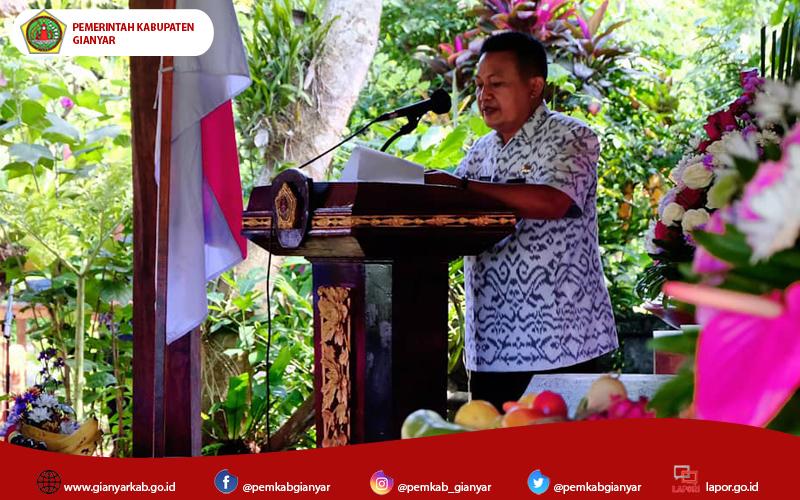 Kunjungan Kerja Staf Ahli se-Bali di Gianyar