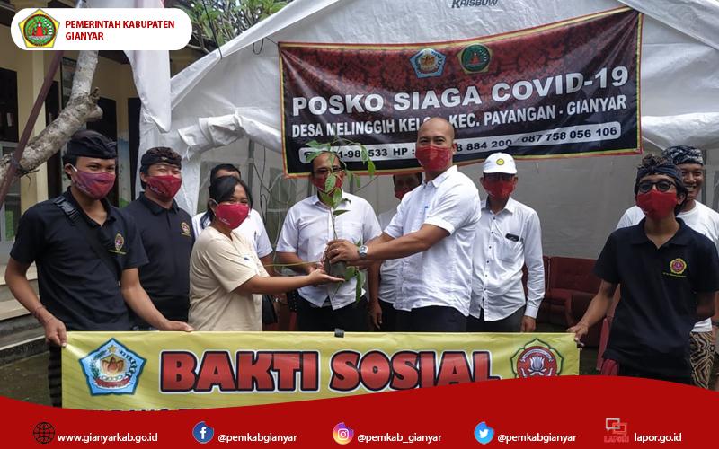 Aksi Sosial Karang Taruna KBP