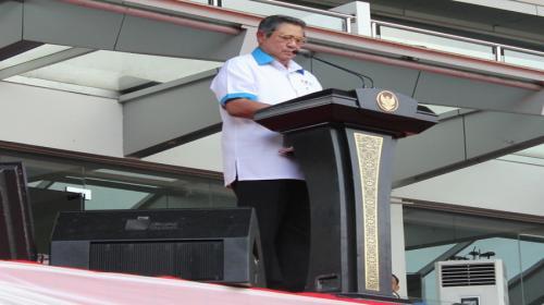 SBY Buka Peringatan Hari Koperasi ke-60 di Bali